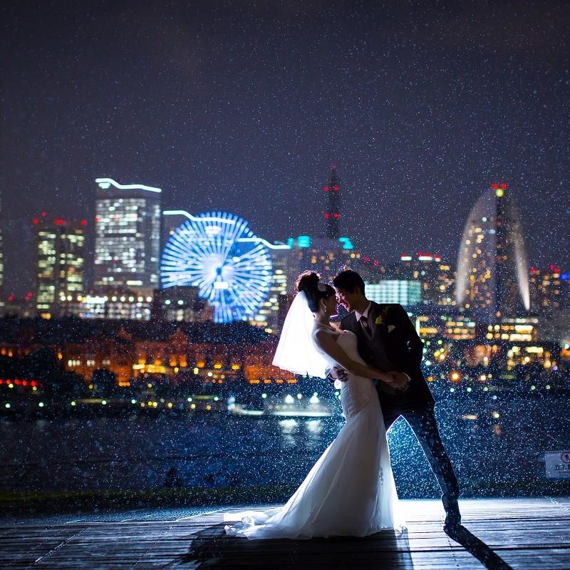 【ザ・カハラ・ホテル&リゾート 横浜】 結婚式+家族婚プラン おすすめポイント